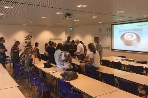 Klinisch lessen in het Erasmus MC Kanker Instituut en Antoni van Leeuwenhoek Ziekenhuis